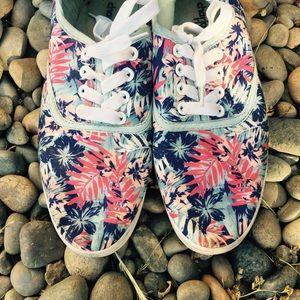 Hawaiian Sneakers